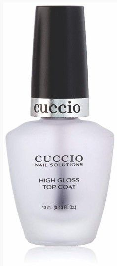 HIGH GLOSS TOP COAT - EXTRA BRILHO - 6999H
