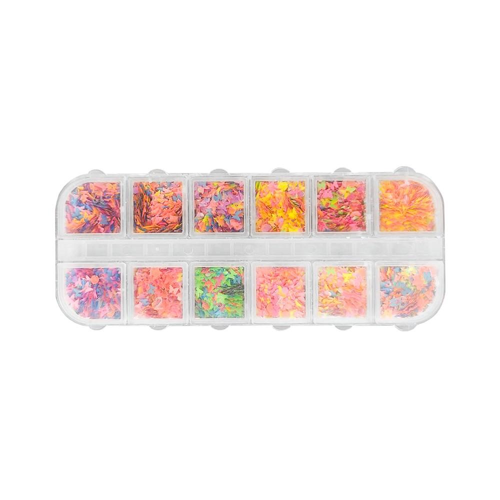 Kit para Encapsular - Borboletas Neon  - DN180-5