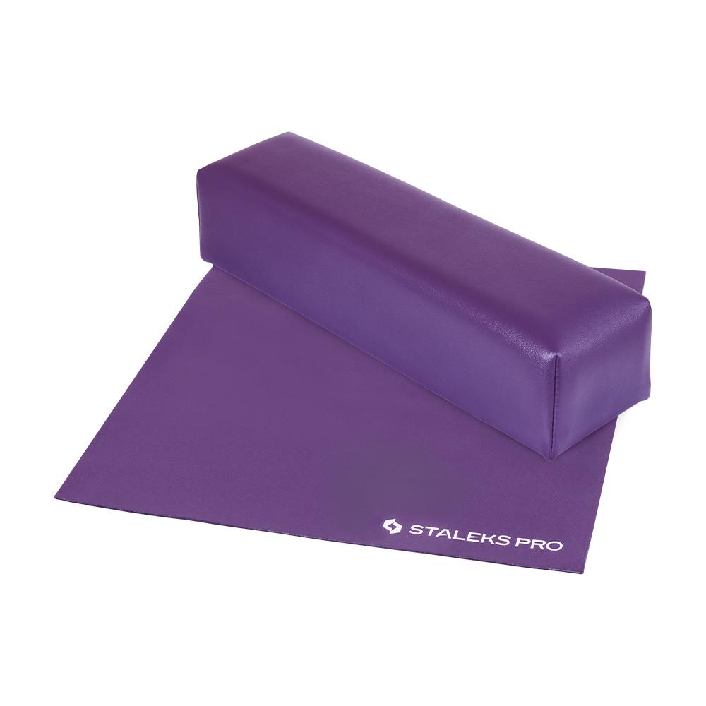 Maxi Apoio para Braço com Almofada - Staleks -Expert 11 Type 3 - Violeta -ADP-11-3