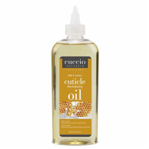 Óleo Para Cutícula Cuccio - Milk and Honey - 240ml - CNSC4006