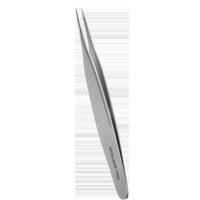 Pinça para Cílios Staleks Pro - TE-40-5 - Série Expert 40
