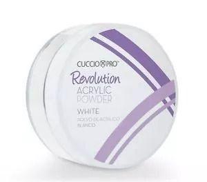 Pó Acrilíco Revolution Cuccio - WHITE- 45g - 15008