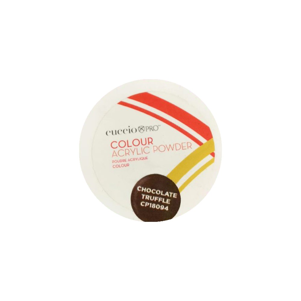 PÓ - ACRYLIC POWDER COLOURS 14G - Chocolate Truffle - 18094