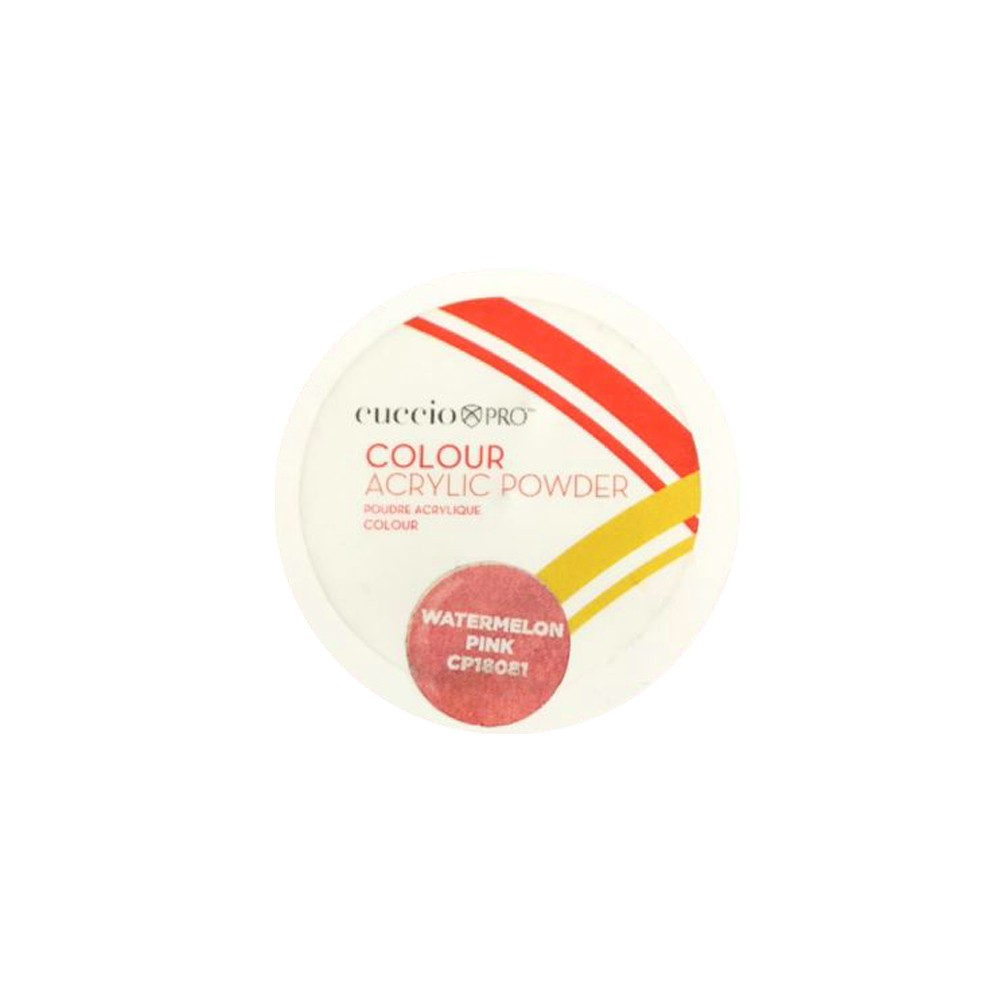 PÓ - ACRYLIC POWDER COLOURS 14G - Watermelon Pink - 18081