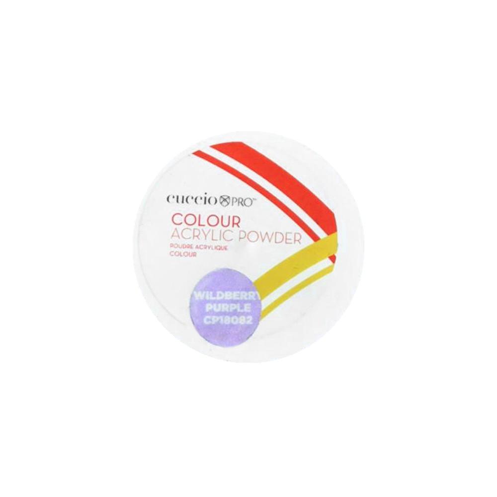 PÓ - ACRYLIC POWDER COLOURS 14G - Wildberry Purple - 18082