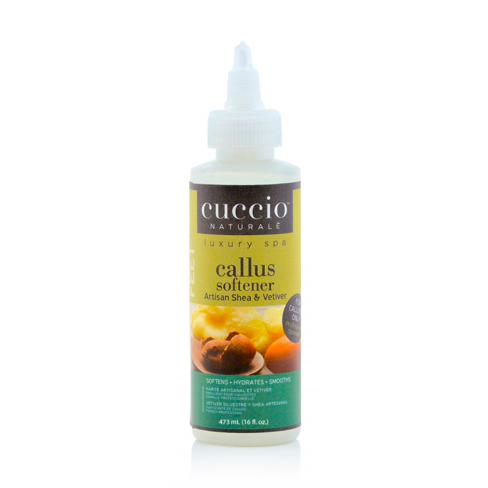Removedor de Calos Cuccio - Callus Softener - 472ml - CNSC6205