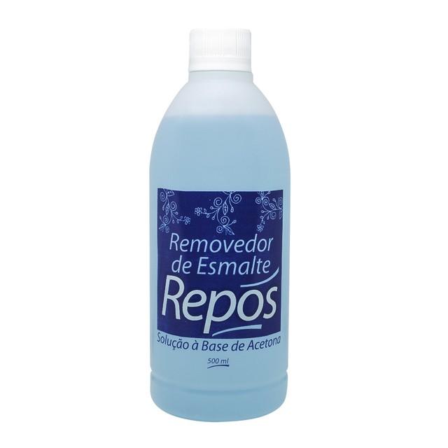 Removedor de Esmalte Repós 500 ml com acetona