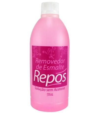 REMOVEDOR DE ESMALTE REPOS - 500ml - 9869