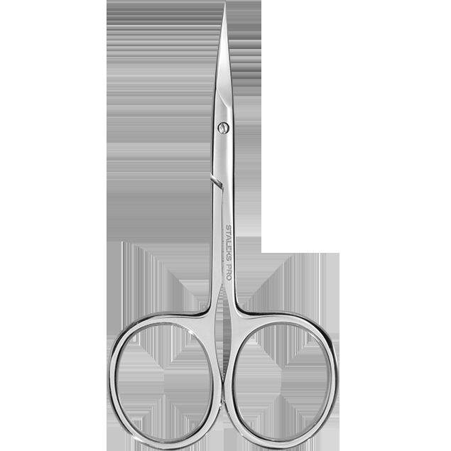 Tesoura de Cutícula Staleks Pro- SE-10-1 - Série Expert 10