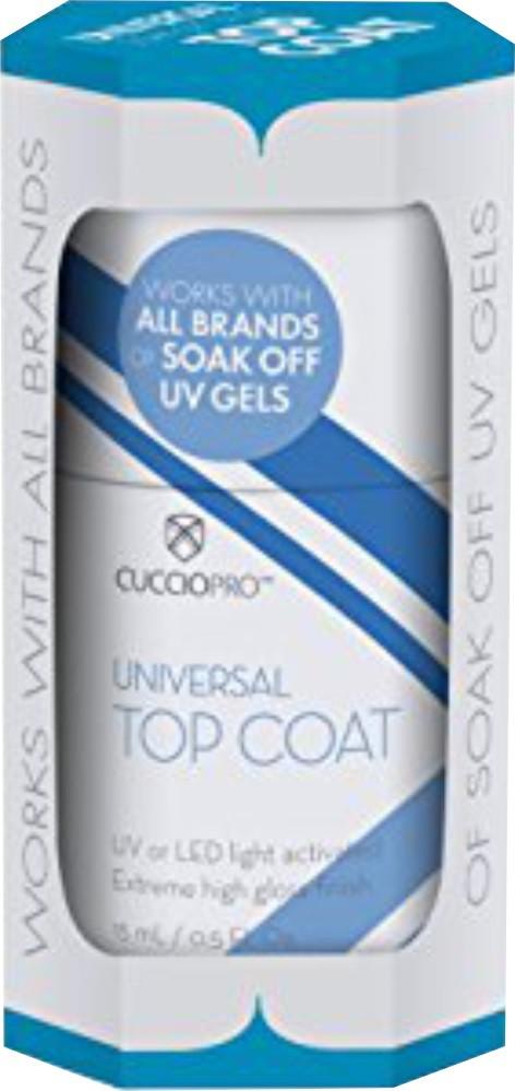 TOP COAT UNIVERSAL - 15 ml - 1336