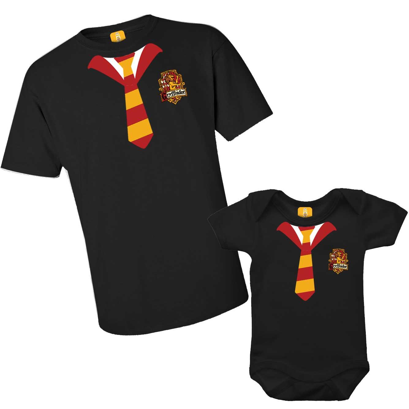 Camiseta Harry Potter Tal pai Tal filho