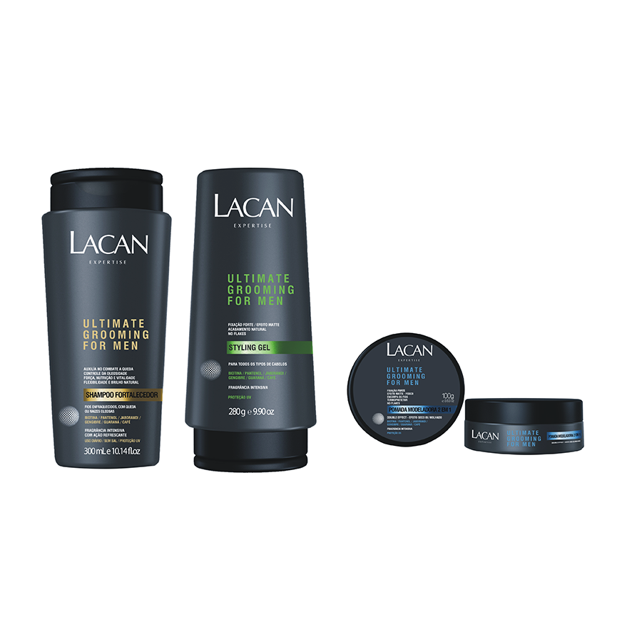 Kit Ultimate Grooming Lacan