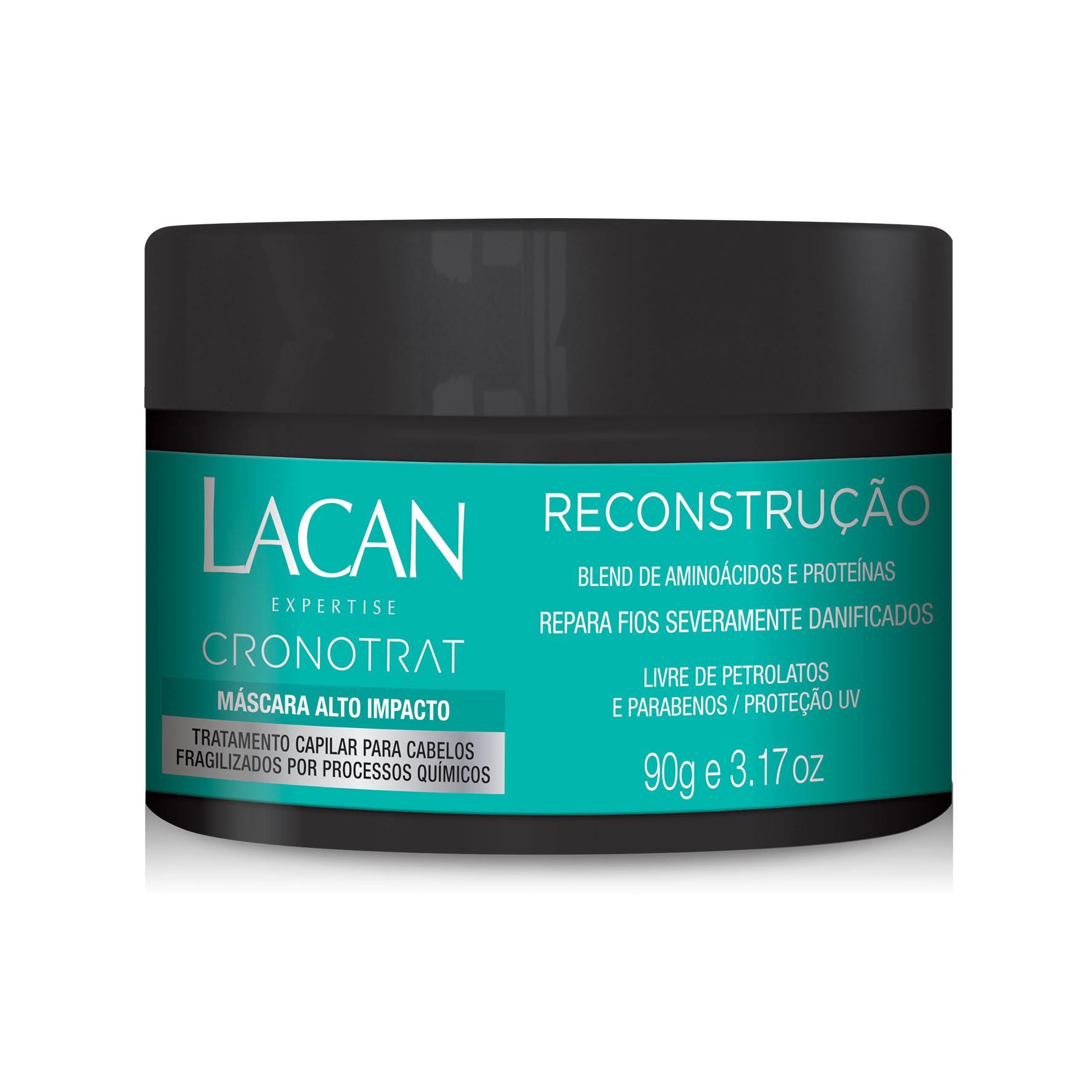MÁSCARA CRONOGRAMA RECONSTRUÇÃO CRONOTRAT