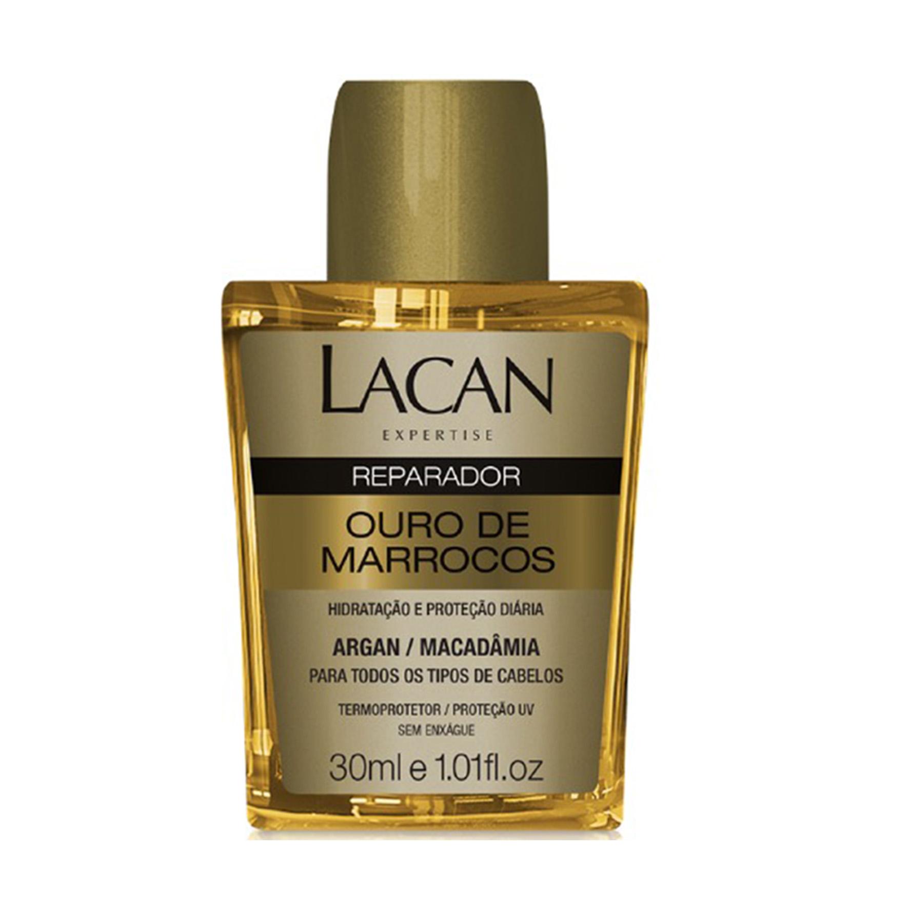 Reparador Ouro de Marrocos Lacan 30ml