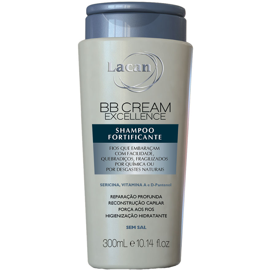 SHAMPOO FORTIFICANTE BB CREAM EXCELLENCE