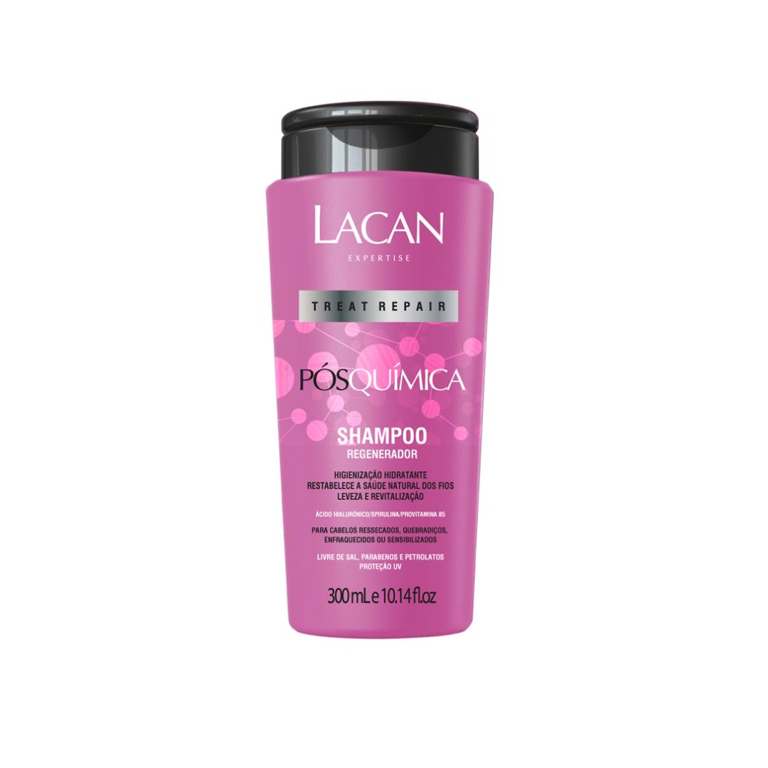 Shampoo Regenerador Pós-Química