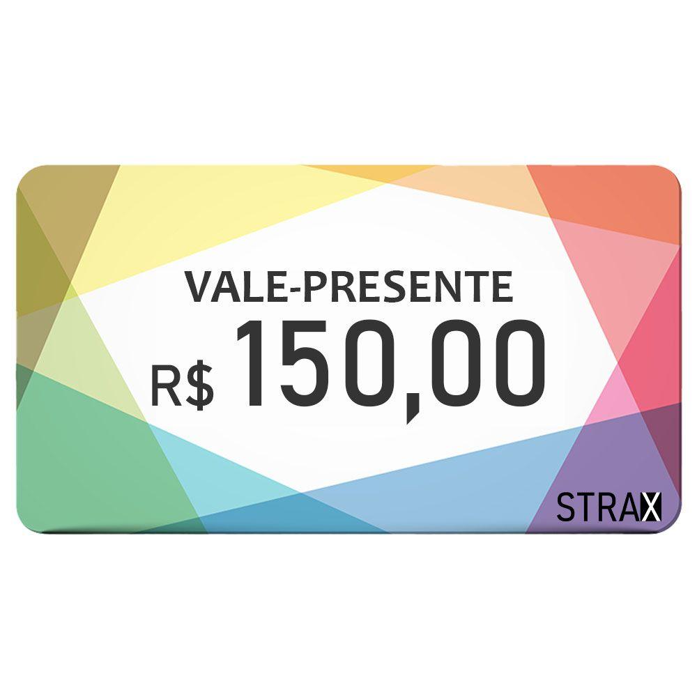 Vale-Presente R$ 150