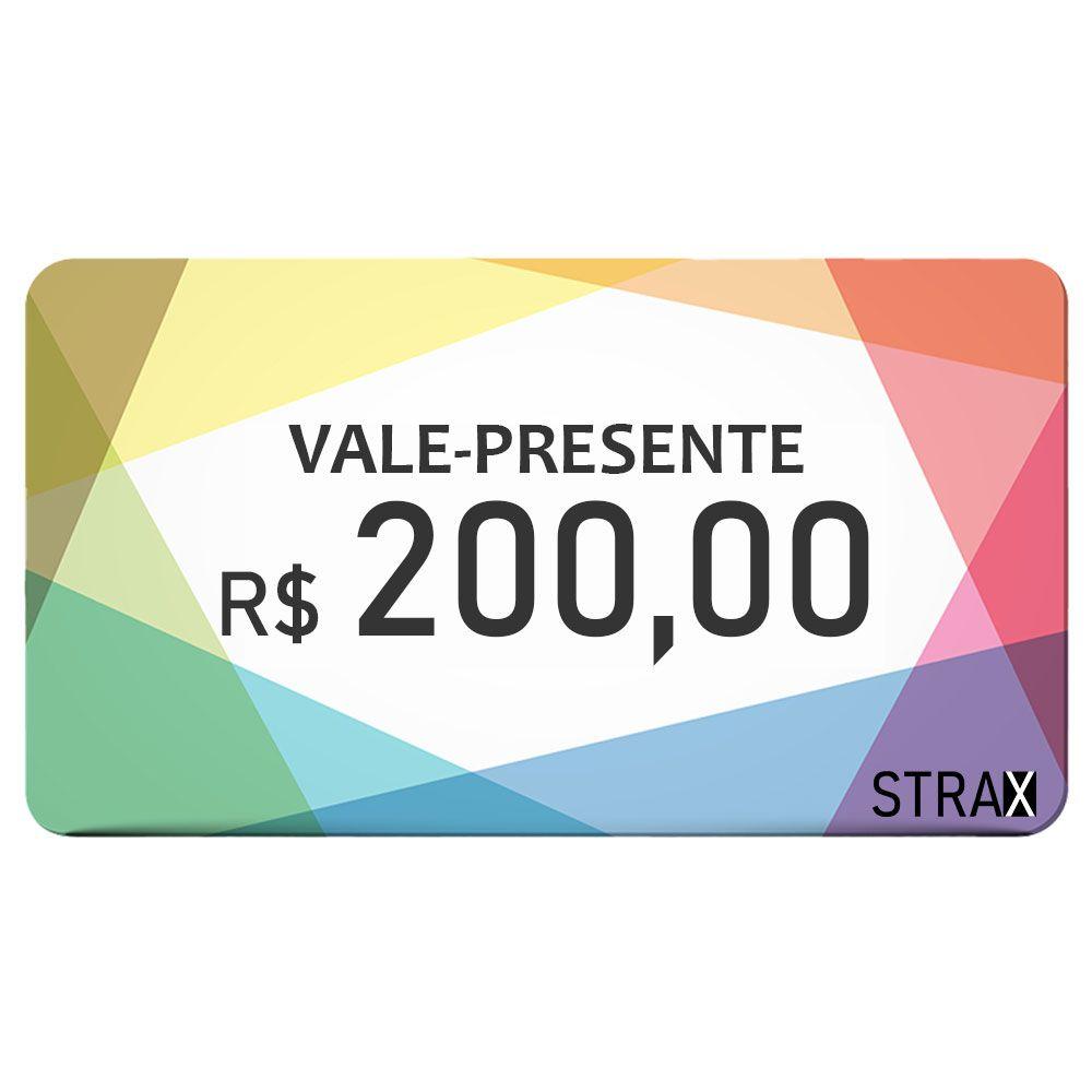 Vale-Presente R$ 200