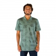 CAMISA GOLA POLO AEE SURF SLIM FLORAL