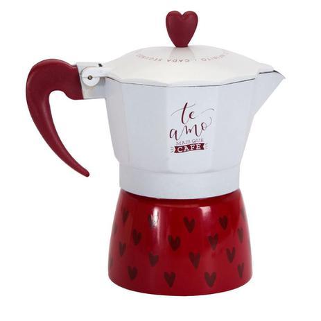 Cafeteira Italiana Amor Infinito