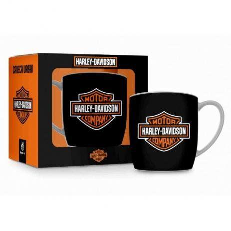 Caneca Porcelana - Harley Davidson