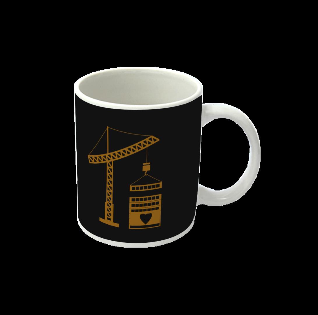 Caneca - Profissões Gold - Arquitetura