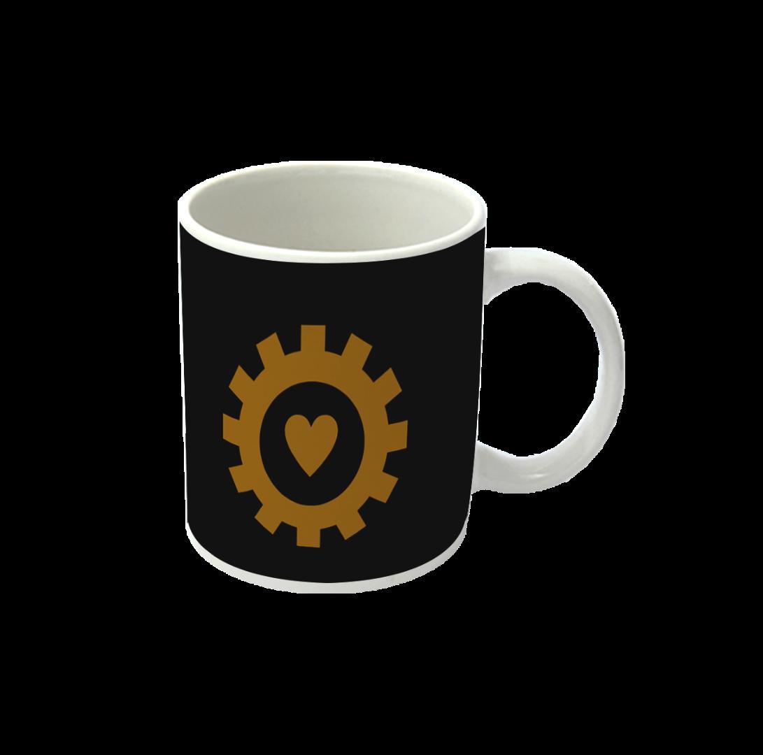 Caneca - Profissões Gold - Engenharia