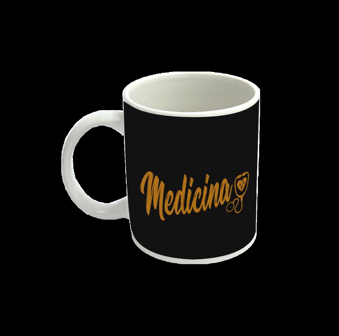 Caneca - Profissões Gold - Medicina