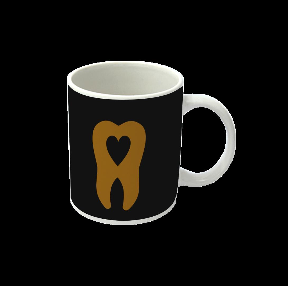 Caneca - Profissões Gold - Odontologia