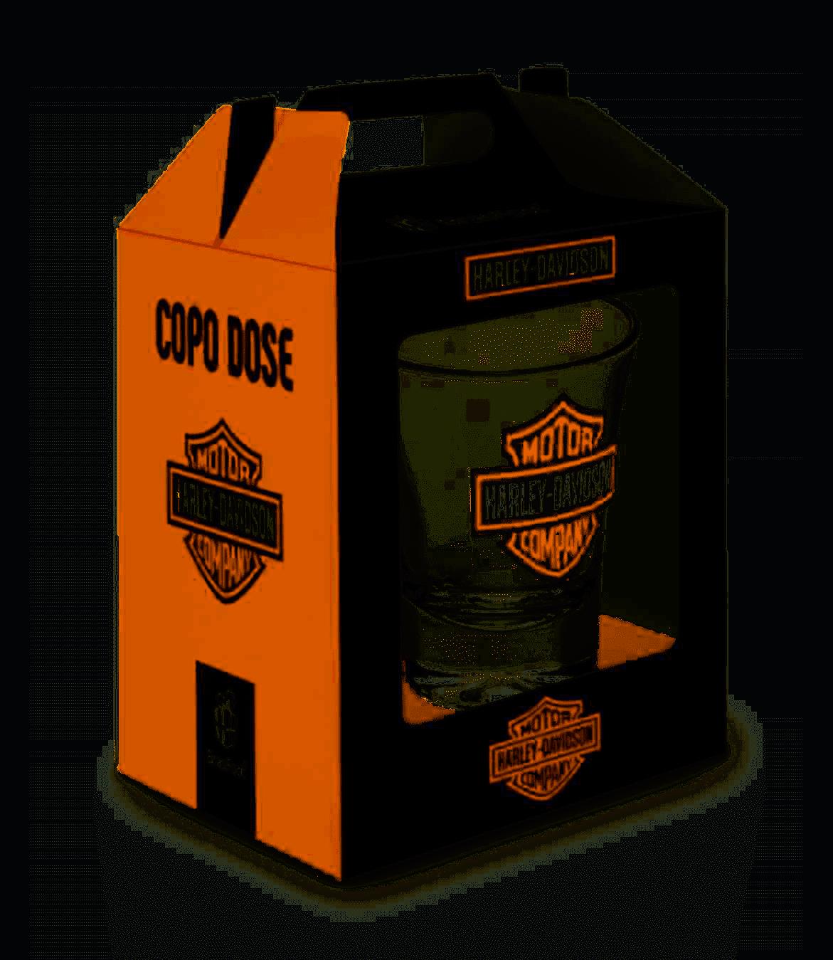 Copo Dose 60ml Individual - Harley Davidson