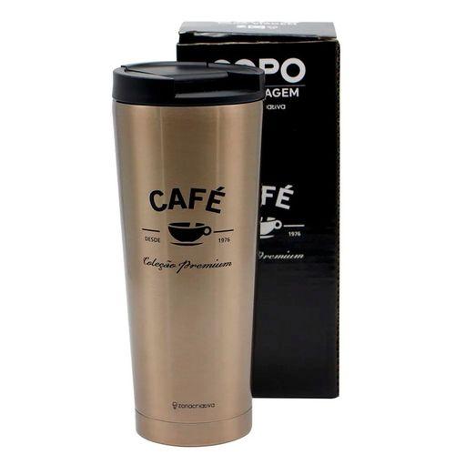 COPO TUMBLER CAFÉ PREMIUM