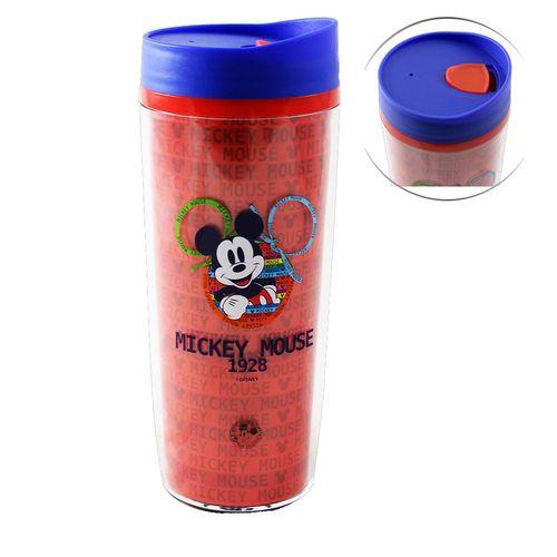 Copo Viagem Travel Cup Mickey 90 Anos 500ml