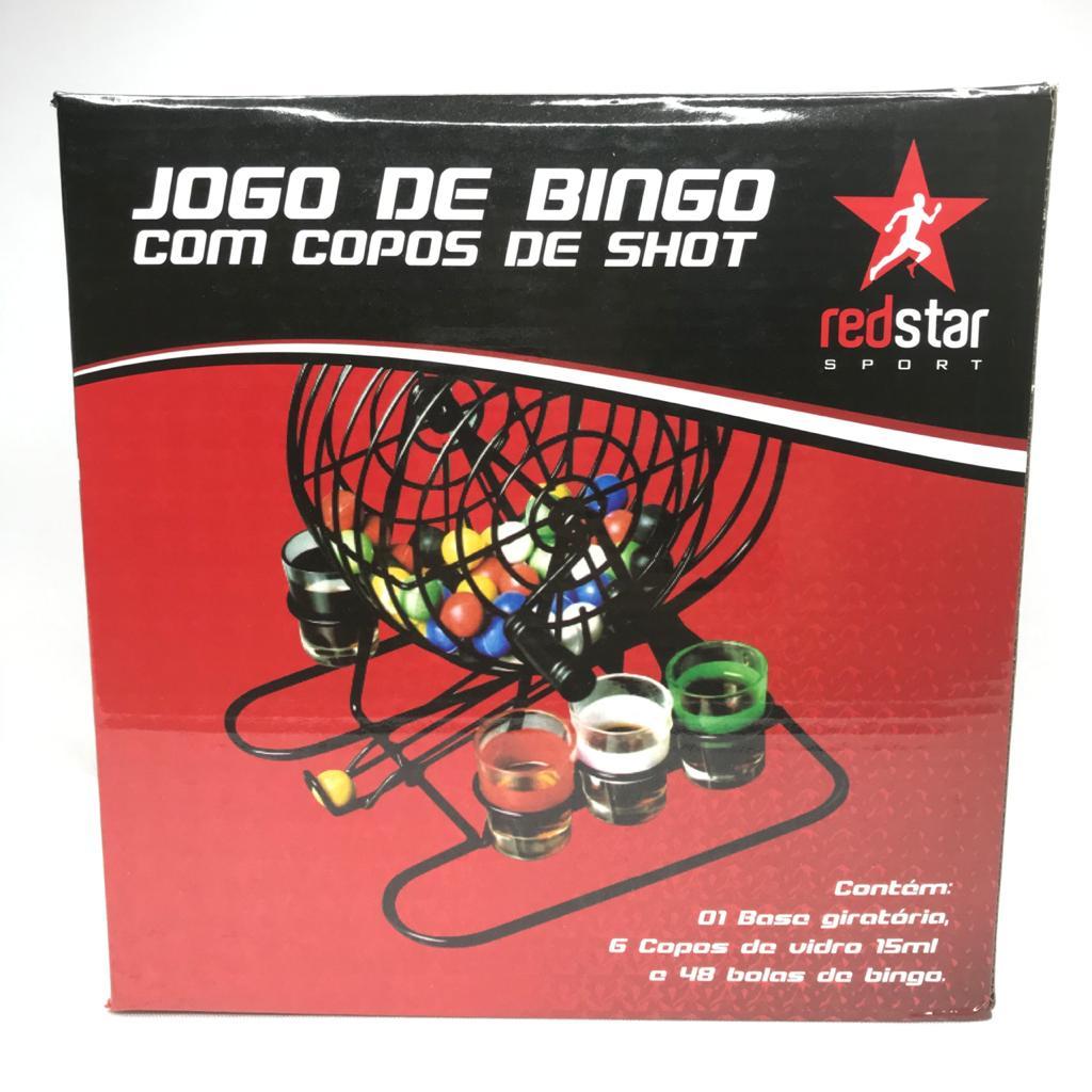 Jogo Bingo Com Shots