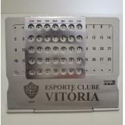 Calendário Metal Vitória