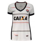 Camisa Jogo II - Feminina - Topper - 2018 - Branco