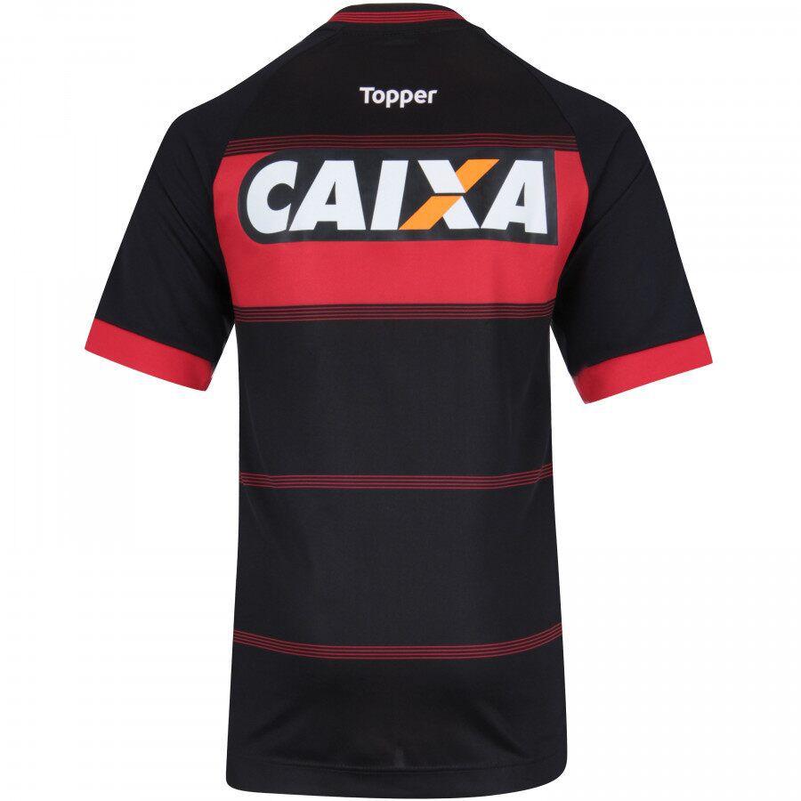 Camisa Jogo I - Infantil - Topper - 2018 - Vermelho