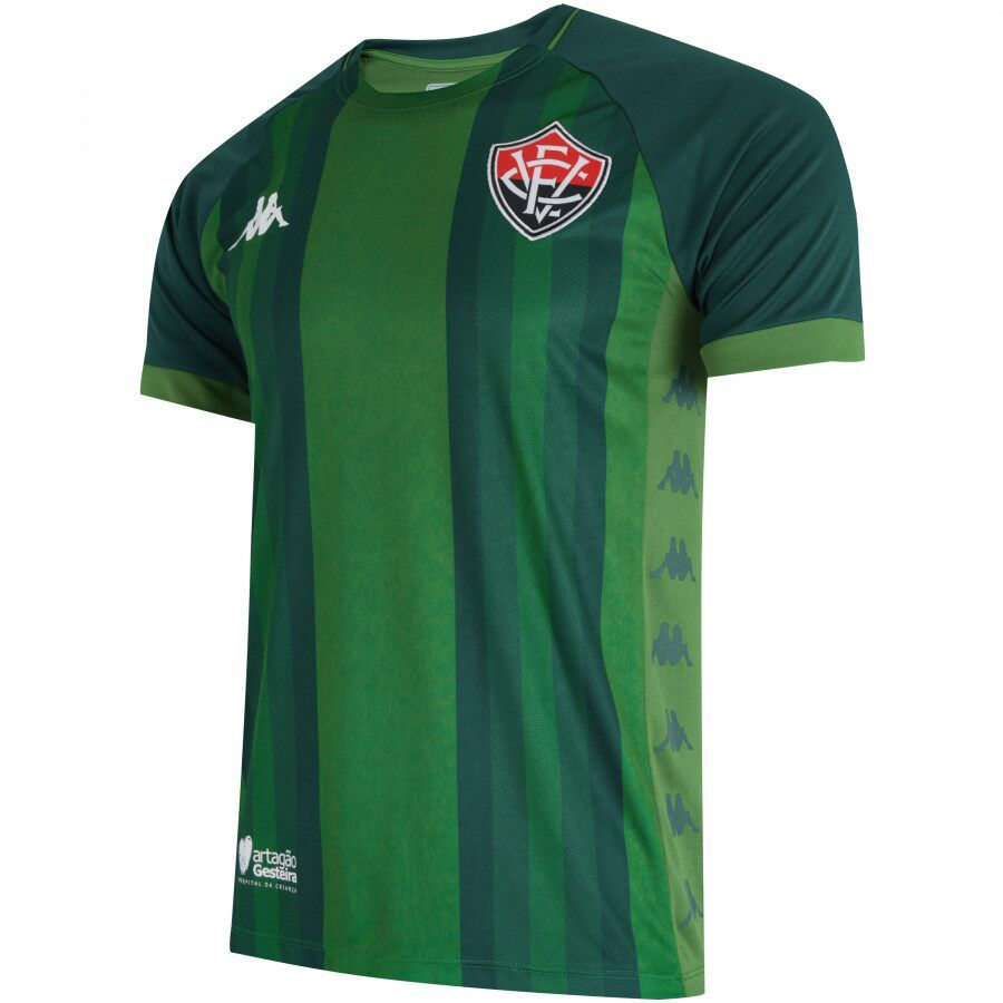 Camisa Goleiro Jogo I - Kappa - 2019 - Verde