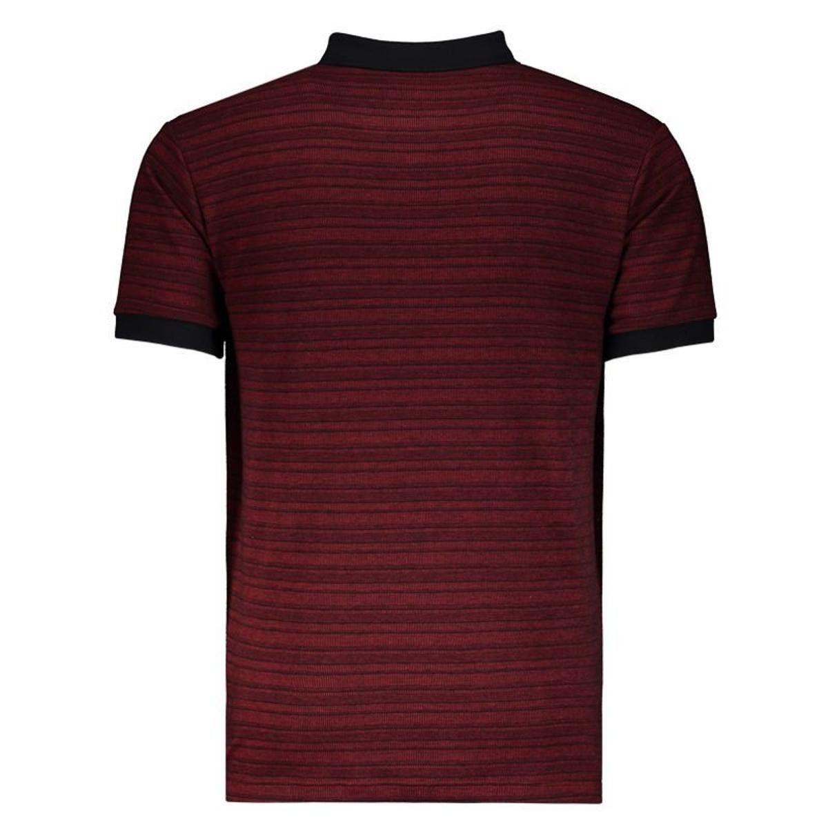 Camisa Polo Viagem Atleta - Feminino - Topper - 2018 - Vermelho