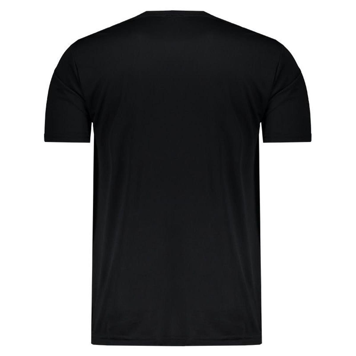 Camisa Vitória Treino Comissão - Kappa - 2019 - Masculina - Preto