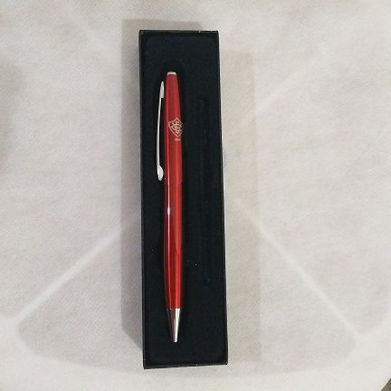 Caneta Roller Pen - Metal