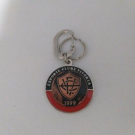 Chaveiro Medalha Vitória - Metal