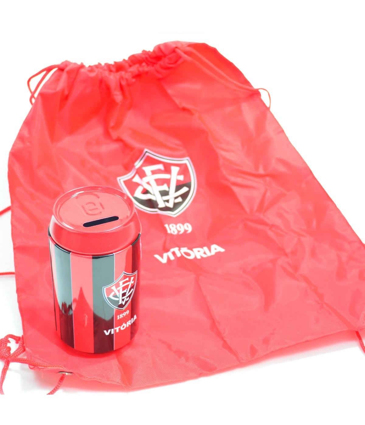 Porta moeda e saco mochila - Vitória