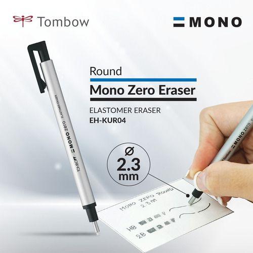 Borracha Mecânica Mono Zero Redonda 2.3mm Tombow