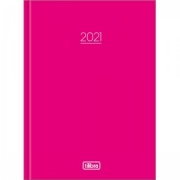 Agenda 2021 Pepper Costurada Tilibra 123mmx166mm