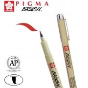Caneta Pincel Brush Pen Pigma Sakura