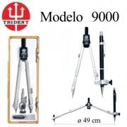 Compasso Trident Mod. 9000 com Articulador Universal