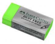 Borracha Color Média Dust Free Faber-Castell