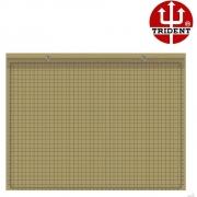 Prancheta Portátil Para Desenho Quadriculada A3 45x34,5cm - Trident