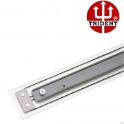 Régua Paralela Acrílico 40cm Trident Mod. 6304