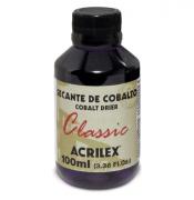 Secante de Cobalto 100ml Acrilex